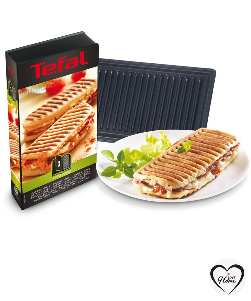 Tefal Snack Collection plattor: Panini (3)